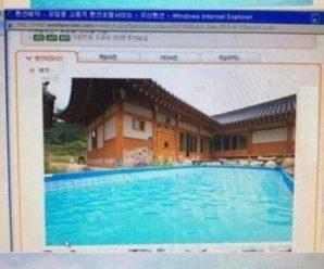 Nice house or…