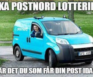 Postnord lotteriet